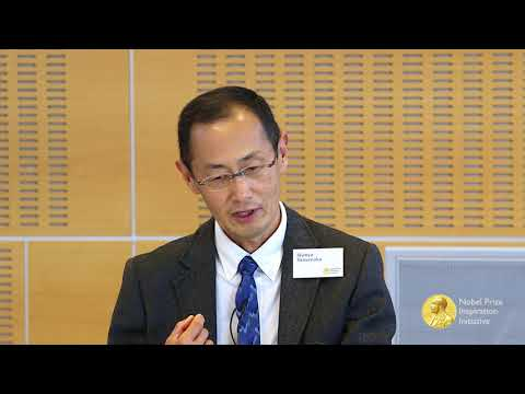 Shinya Yamanaka describes how his family reduced his stress levels