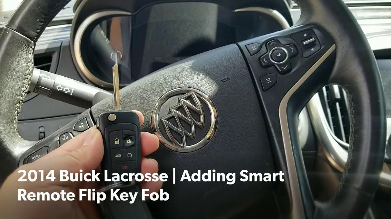 2014 Buick Lacrosse Adding Smart Key | Houston Katy Sugar Land Locksmith