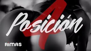 Jowell Y Randy - Posicion 4 (Cover) [Official Audio]