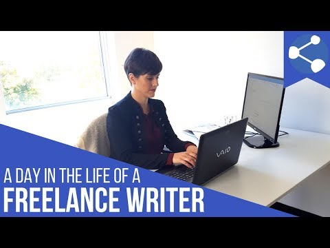 A Day in the Life of a Freelance Writer with Erika Cuccaro