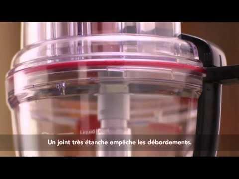Kitchenaid robot multifonction cuisine plaisir youtube for Cuisine plaisir