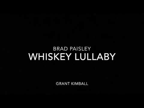 Whiskey Lullaby On Piano Youtube