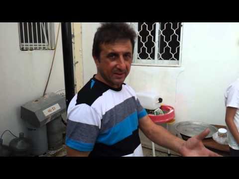 Подготовка мяса для плова  Рецепт от Давида
