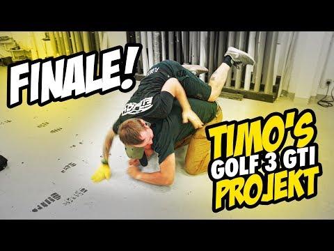 JP Performance - Finale! | Timo's VW Golf 3 GTI Projekt