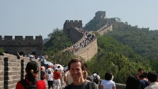 Climb to top of great wall of china-badaling (with my commentary + historical facts)