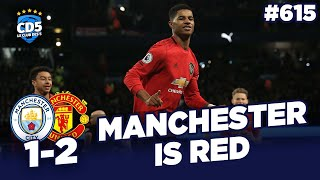 Manchester City vs Manchester United (1-2) - Débrief / Replay #615 - #CD5
