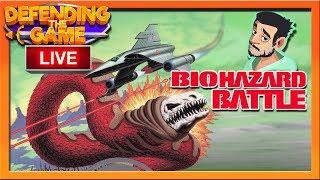 Bio-Hazard Battle Full Game LIVE | Sega Mega Drive / Genesis 1992 | Defending The Game