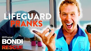 Best Lifeguard Pranks | Bondi Rescue - Part 1
