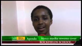 Dreamnews ROCKFIEKDS MWEMA COVER MERCY MASIKA