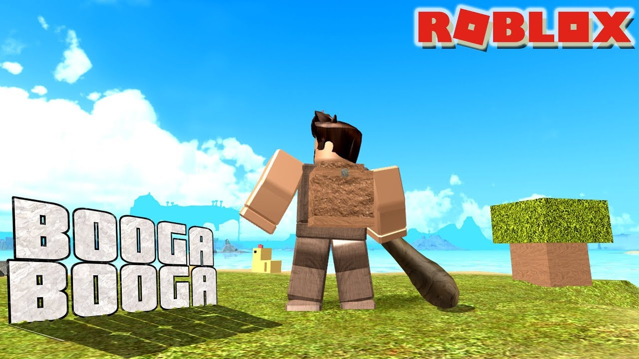 Conquering Land Making Enemies Roblox Booga Booga Youtube