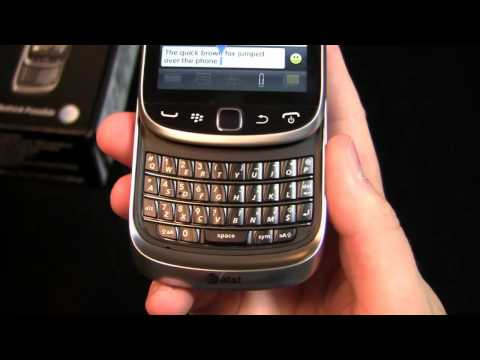 BlackBerry Torch 9810 Unboxing