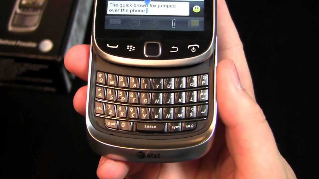 Blackberry Torch 9800 User Manual