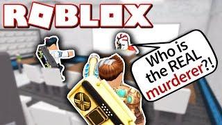 WIE MAN HERAUSFINDET, WER DER MÖRDER IST!! (Roblox Murder Mystery 2)
