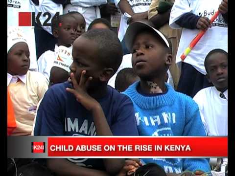 Child abuse on the rise in Kenya