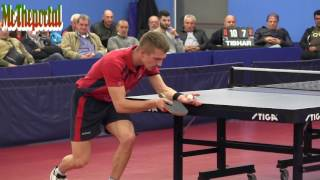 Table Tennis Italian League 2017 - Alessandro Baciocchi Vs Darko Jorgic -