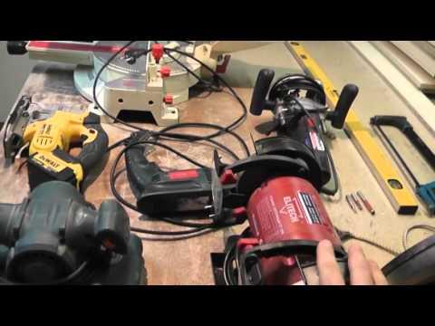 Инструменты для изготовления мебели в домашних условиях