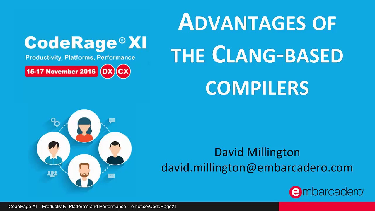Advantages of the Clang compilers - Community Blogs