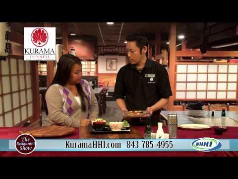 RESTAURANT SHOW | Kurama: Hamachi Kama | 1-30-2014 | Only On WHHI-TV