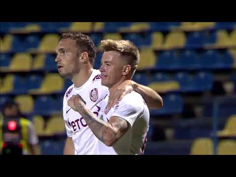 Academica Clinceni CFR Cluj Goals And Highlights