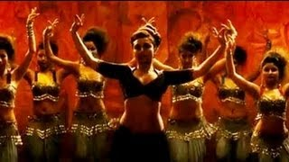 Belly dancing with Rani Mukerji