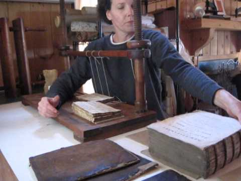Circa 1644 &1730 Religious Texts to be Rebound - Book Conservation - Book Restoration