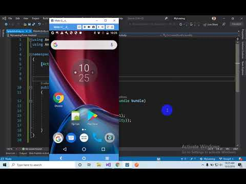 Tutorial 59 - Part 66 - Splash and Icon on Android thumbnail