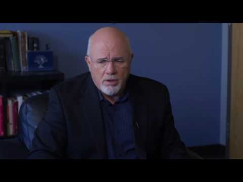 Dave Ramsey on tithing, bankruptcy and generosity.  (with Tim Harlow at Parkview Church)