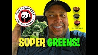 Panda Express® New Super Greens REVIEW!