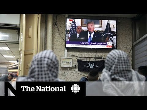 Trump: Jerusalem is Israel's capital