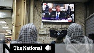 Trump: Jerusalem is Israel's capital