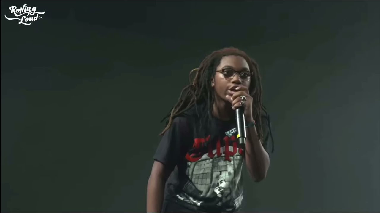 "Download Upcoming 14 Year Old Rapper BabySantana Performs ""Antisocial"" at Rolling Loud! *Full Performance*"