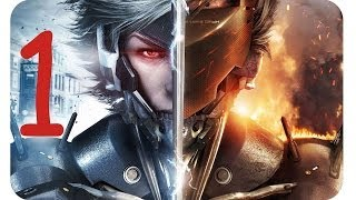 Metal Gear  Rising Revengeance Gameplay Español Parte 1 Epic Game  TheJairovY