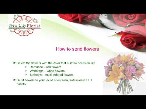 New City Florist Flower Delivery In New City, NY