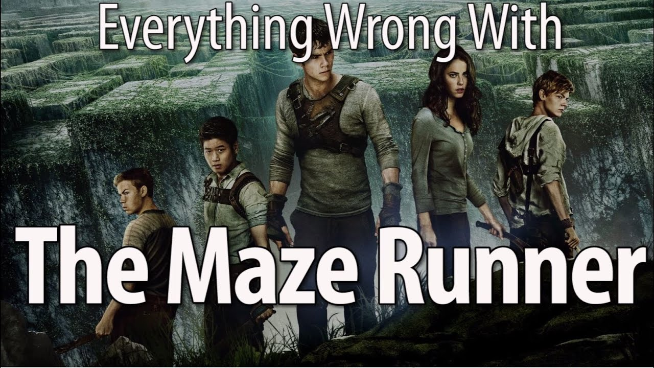 Download Everything Wrong With The Maze Runner In 16 Minutes Or Less