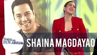 "Shaina Magdayao plays the ""Past or Present"" challenge 
