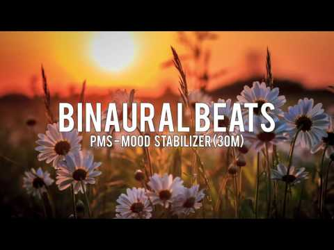 Binaural Beats PMS Mood Stabilizer 30m