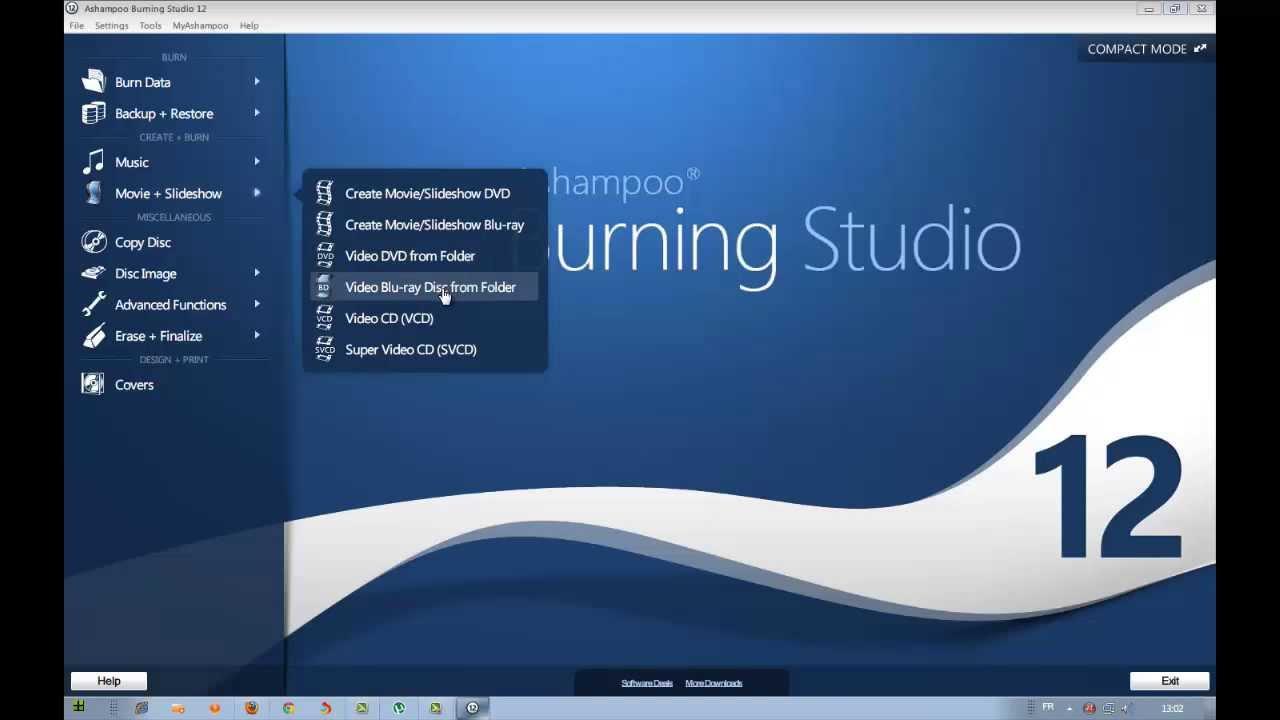 ashampoo burning studio 10