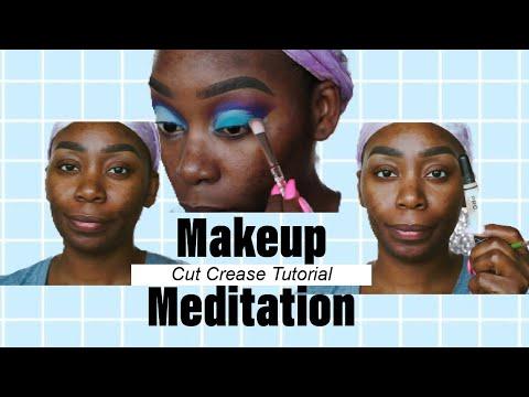 Makeup Meditation | Cut Crease Tutorial thumbnail