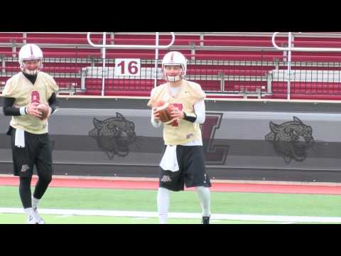 Lafayette Football: Quarterback Challenge