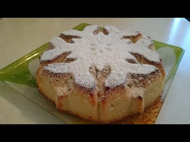 Манник рецепт классический на кефире с молоком