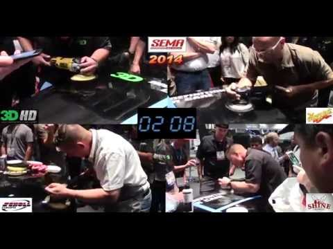 SEMA 2014 Buffing Challenge - Full Length