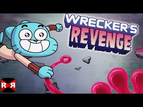 Wrecker's Revenge - Gumball (By Cartoon Network) - iOS / Android - Gameplay Video