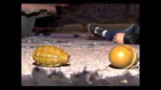 попытка прорыва через блок-пост в  Хасавюрте 24,03,2014