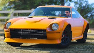 Video GTA 5 Online NEW Karin 190z DLC CAR Released Tomorrow in GTA 5 Online! (GTA 5 Update) download MP3, 3GP, MP4, WEBM, AVI, FLV Februari 2018