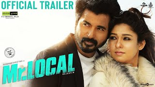 Mr.Local Official Trailer | Sivakarthikeyan, Nayanthara | Hiphop Tamizha | M. Rajesh thumbnail