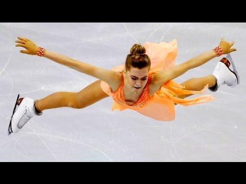 Фигурное катание Олимпийские виды спорта