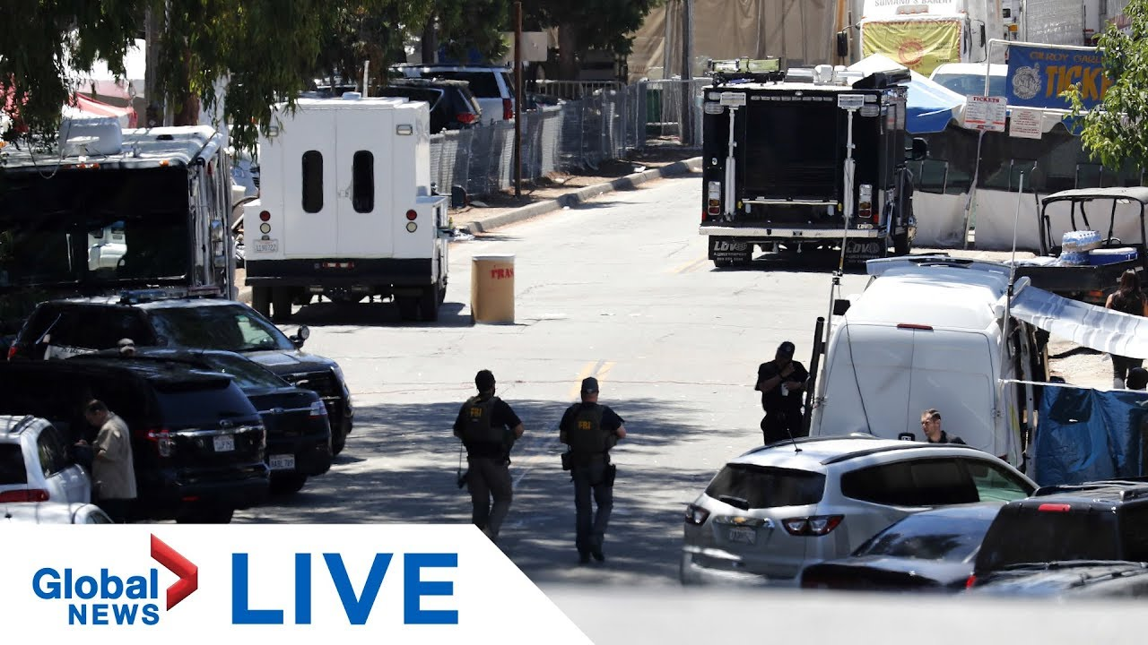 Authorities provide update on shooting at Gilroy garlic festival in California | LIVE