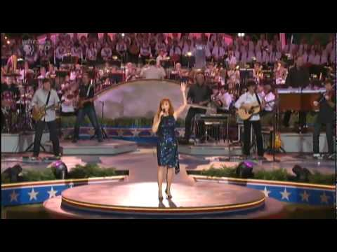 Reba: Consider Me Gone/ Fancy At A Capitol Fourth