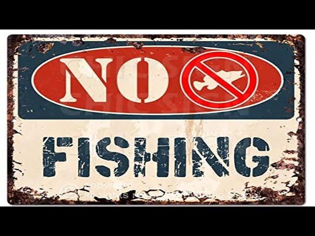 Pastor Chris Sowards - No Fishing