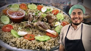 Afghani Pakistani Food Tour , Shaheen Shinwari, Karachi | Mutton Mandi & More | Pakistan Street Food